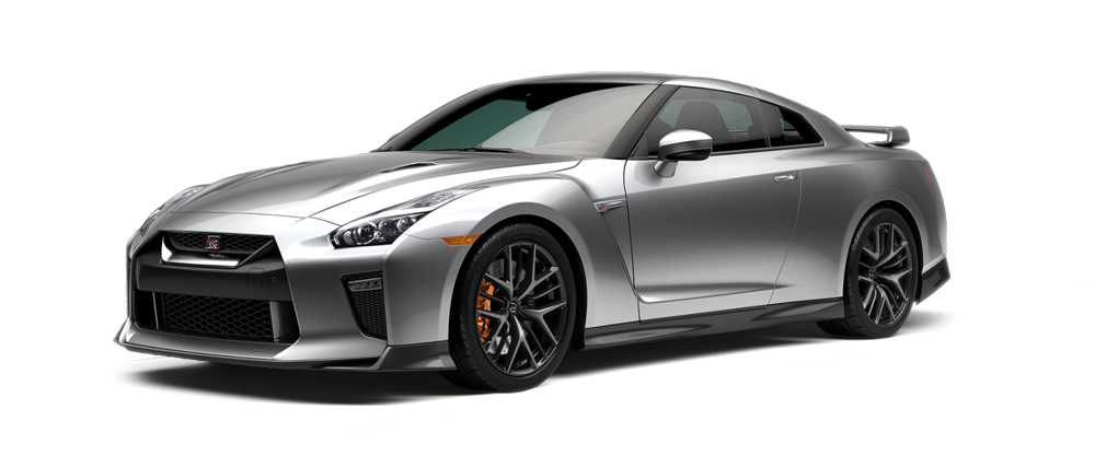 of the the Nissan GT-R