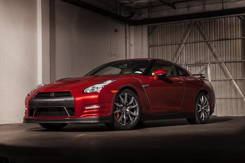Nissan 2015 Nissan GT-R